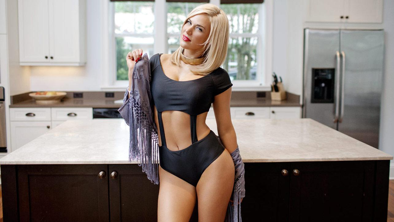 Improbable. Russian wwe diva lana opinion you