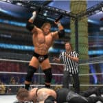 Retro Triple H WWE 2K14 entrance and finisher (video)
