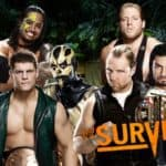 WWE Survivor Series 2013 Pick Em