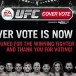 Who joins Jon Jones on the cover of EA Sports UFC?