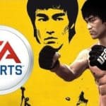 Celebrate the release of 'EA Sports UFC' by watching Bruce Lee take on GSP
