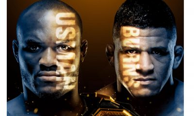 UFC 258: Kamaru Usman vs Gilbert Burns Preview