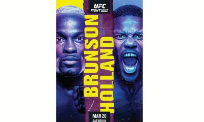 UFC Vegas 22: Derek Brunson vs Kevin Holland Preview