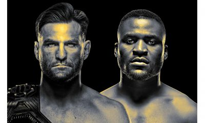 UFC 260: Stipe Miocic vs Francis Ngannou Preview