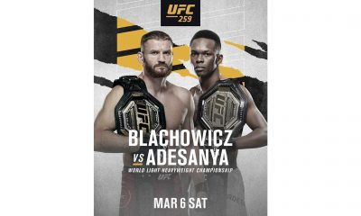 UFC 259: Jan Blachowicz vs Israel Adesanya Preview
