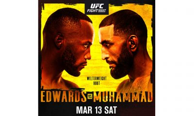 UFC Vegas 21: Leon Edwards vs Belal Muhammad Preview
