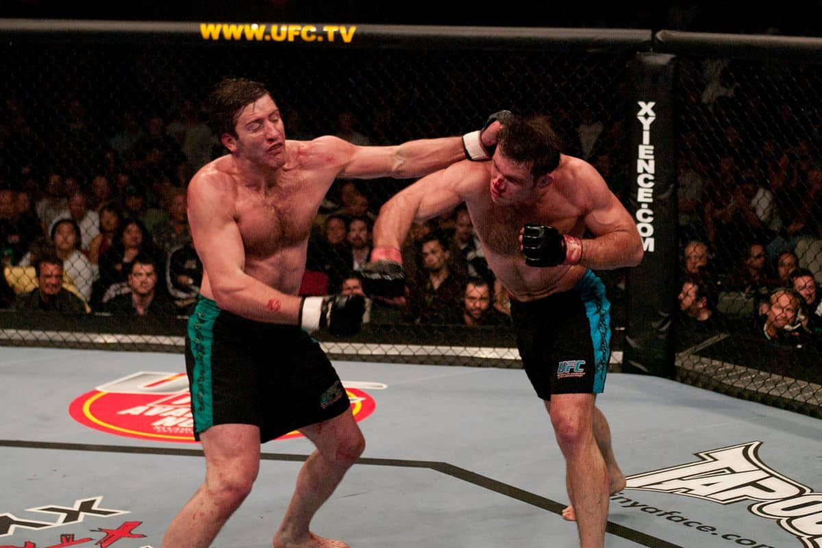 The 5 Greatest UFC Fights Of All Time