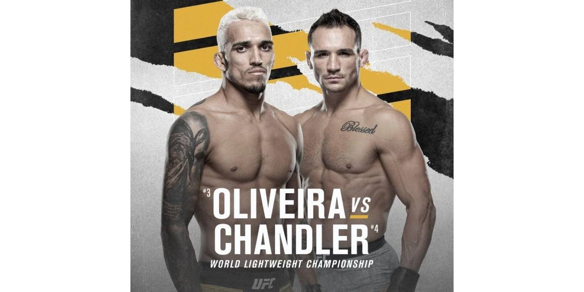 UFC 262: Charles Oliveira vs Michael Chandler Preview