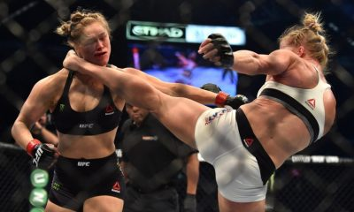 The 5 Biggest Upsets In UFC History